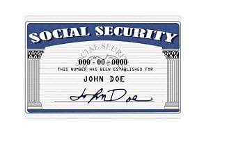 Social Security Number USA