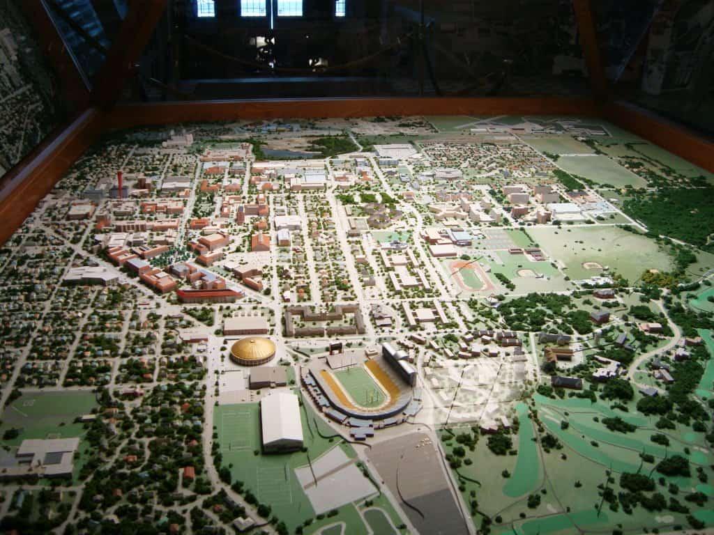 purdue calumet campus map Purdue University Campus purdue calumet campus map