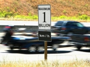 Speeding 1 Billion Image