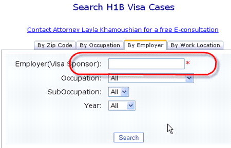 my visa jobs screenshot