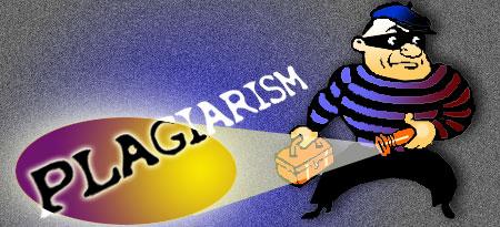 Plagiarism Theft