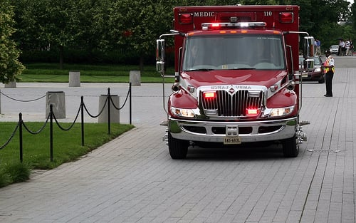 Ambulance in US