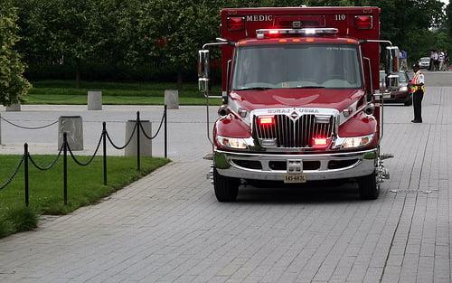Ambulance in US