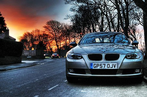 H1b working consultant BMW Car