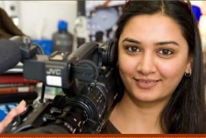 Meghana Damani Hearts Suspended Short Movie