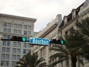 New Orleans Bourbon Street Experience