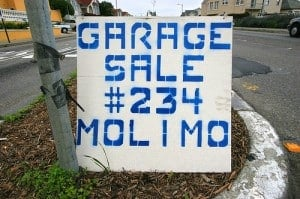 Garage Sale in USA Rummage Sale Should you Buy or NOT