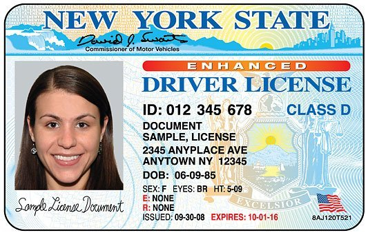florida drivers license address proof