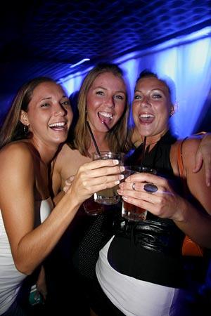 Ladies Nights in US College bars