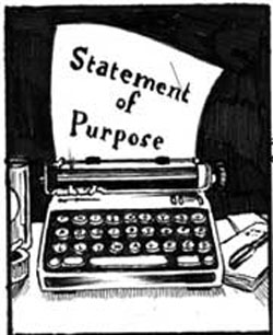 SOP Declassified … : A farce on statement of purpose
