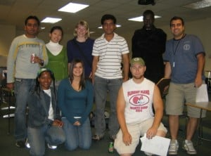 Students from Different Cultures in Grad School