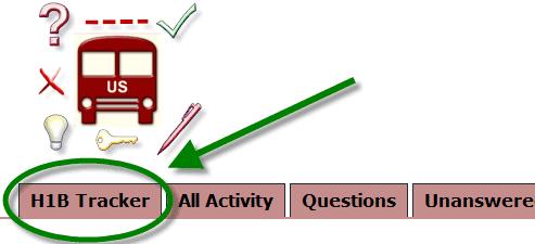 H1B Tracker - Q A forum