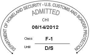 I94-H1B Visa