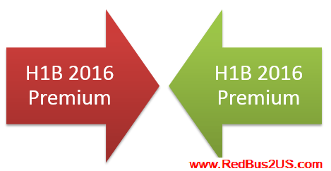 USCIS News Alert : H1B 2016 Premium Processing from April 27th