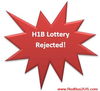 H1B Rejected in Lottery Sample