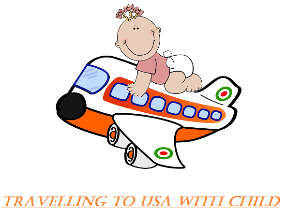 Travel to USA with Infant or Child
