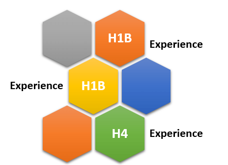 content visa experience