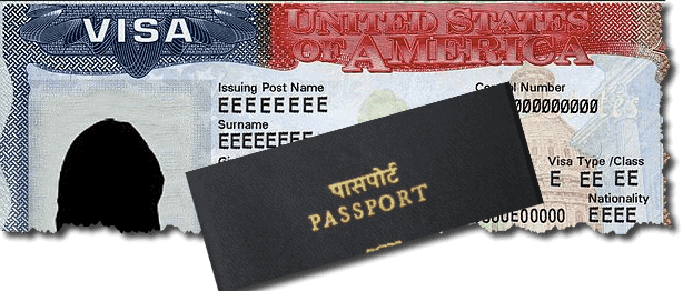 US Visa valid on expired Passport enter US