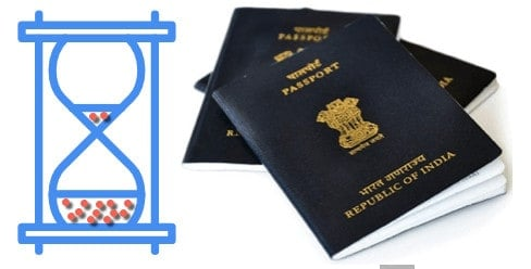 Indian Passport Renewal for NRIs in Home Country