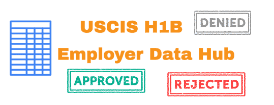 USCIS H1B Employer Data Hub Information Guide