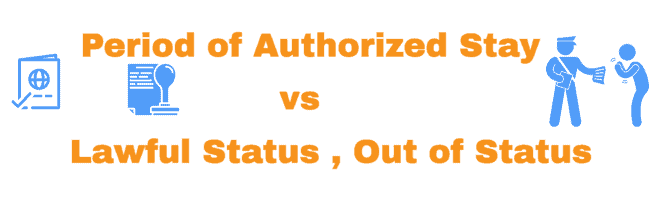Period of Authorized Stay vs Out of Status and Unlawful Presence Info article