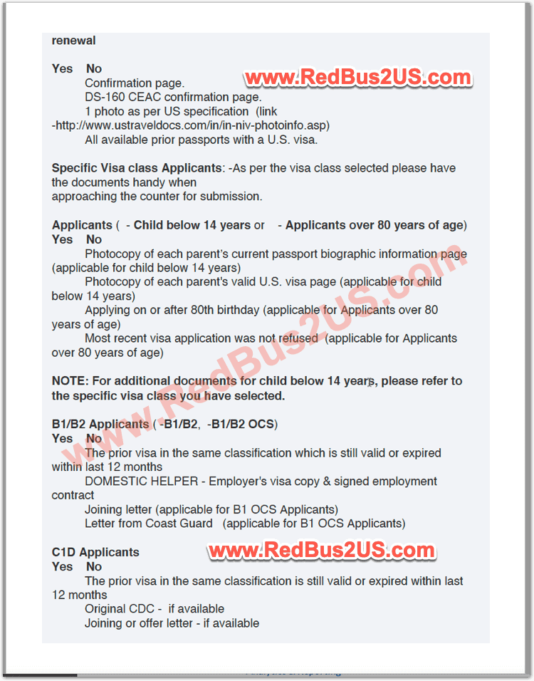Immigration Waiver Letter Sample from redbus2us.com