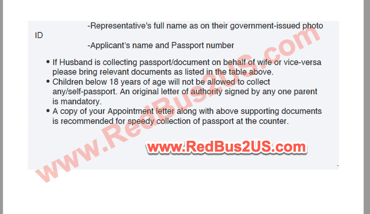 Sample US Visa Dropbox Appointment Confirmation - India - Page 6