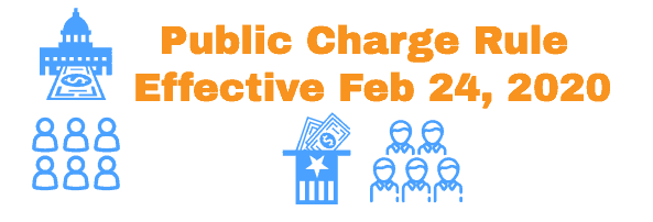 Public Charge USCIS Rule Effective Feb 24-2020 - News Info