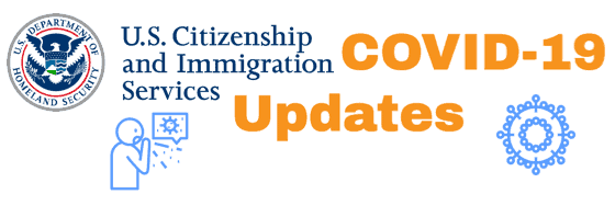 USCIS COVID-19 News Updates Article