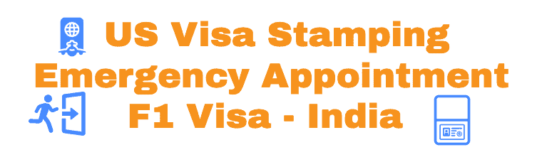 US Visa Emergency Appointment India F1 Visa Experience 2020