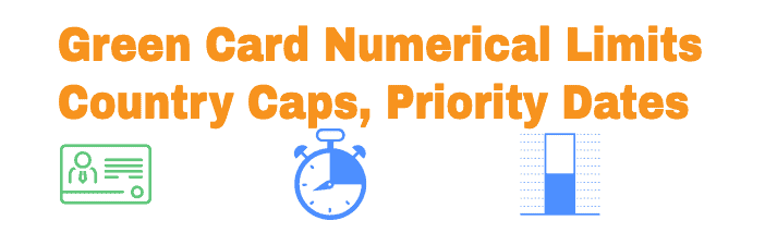 Green Card Numerical Limits - Priority Date and Country Caps