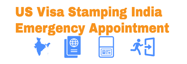 US Visa Emergency Appointment Process Steps India