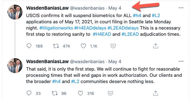 Twitter Wasden Banias H4 L2 Tweet
